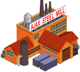 Ajax Steel Mill
