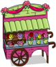 Lovely Flower Cart