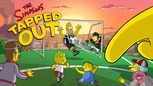 Soccer Event Splash Screen