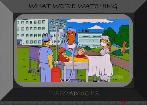 Dr Hibbert Do Surgery Outdoors Task TSTO