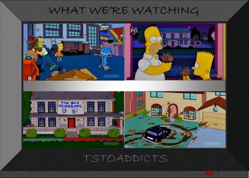 Homer Simpson vs President George H. W. Bush 2