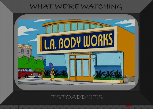 L.A. Body Works Simpsons