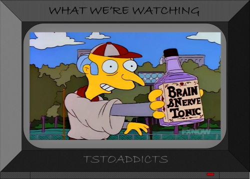 Mr. Burns Softball Brain & Nerve Tonic Simpsons