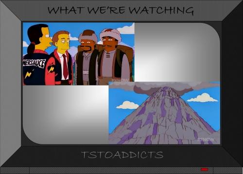 Murderhorn Sherpas Simpsons