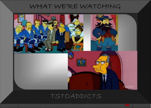 President Richard Milhous Nixon Jury of the Damned Simpsons