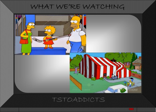 Russian hockey stick nowoodnicks termites Simpsons home