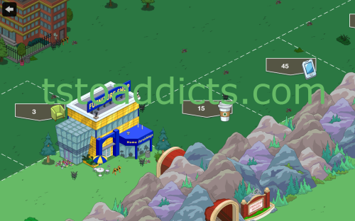 Springfield Heights Land  The Simpsons Tapped Out Addicts