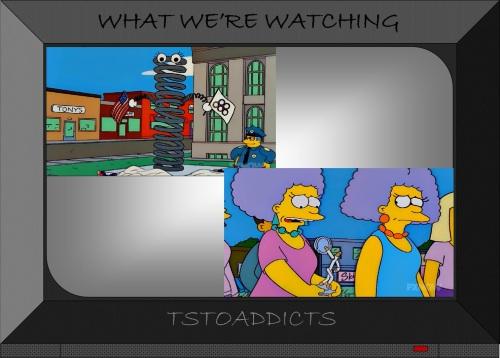 Springy Ciggy Simpsons