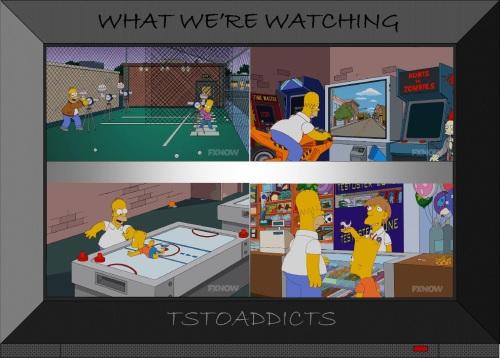 Testoster-zone Simpsons 2