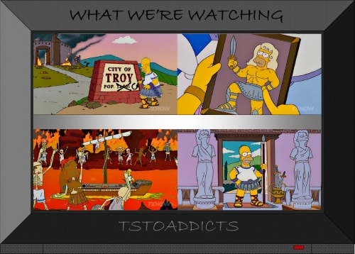 The Simpsons Homer's Odyssey