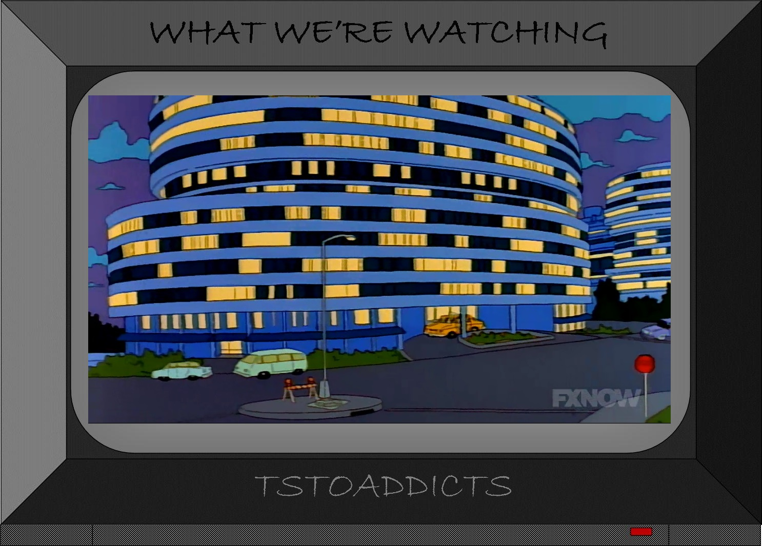 Where Did THAT Come From – Scandal-gate HotelThe Simpsons Tapped ...