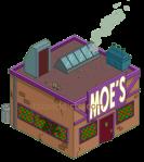 Brawl at Moe's