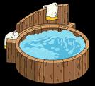 Classic Hot Tub