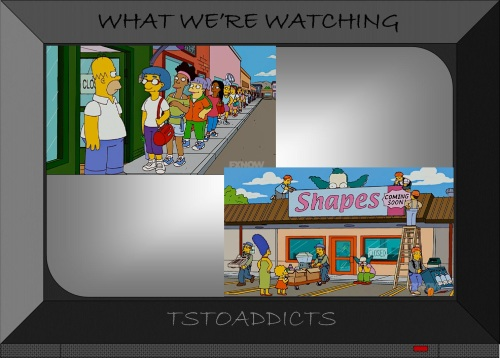 Shapes Simpsons 2