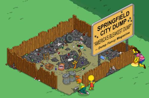0 to 475 TSTO Springfield Dump