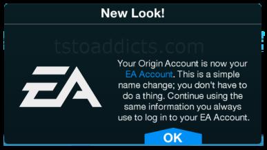 EA New Look Origin
