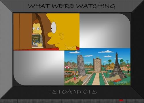 Lisa Simpson Crush Nick Simpsons