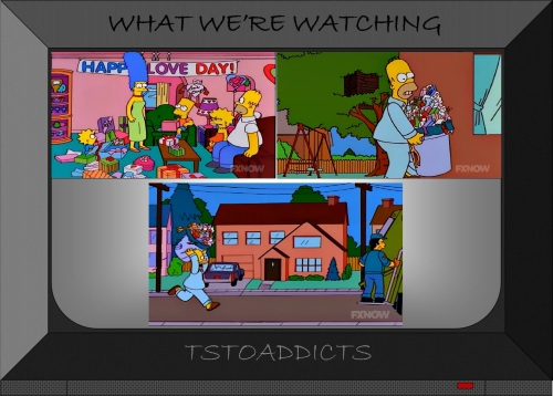 Love Day Trash Simpsons