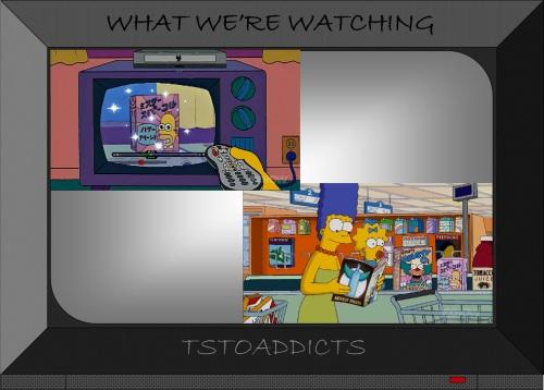 Mr. Sparkle Simpsons