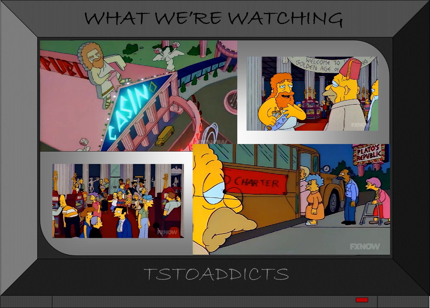 platos casino simpsons