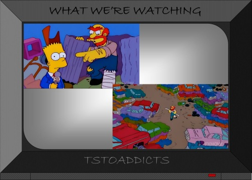 Springfield Dump Willy Simpsons