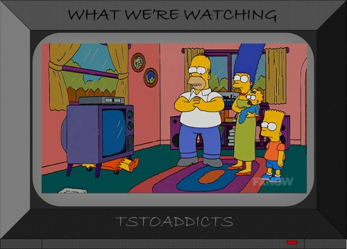Where did that come from springfield dumpthe simpsons tapped out addictsall things the for Simpsons living room picture