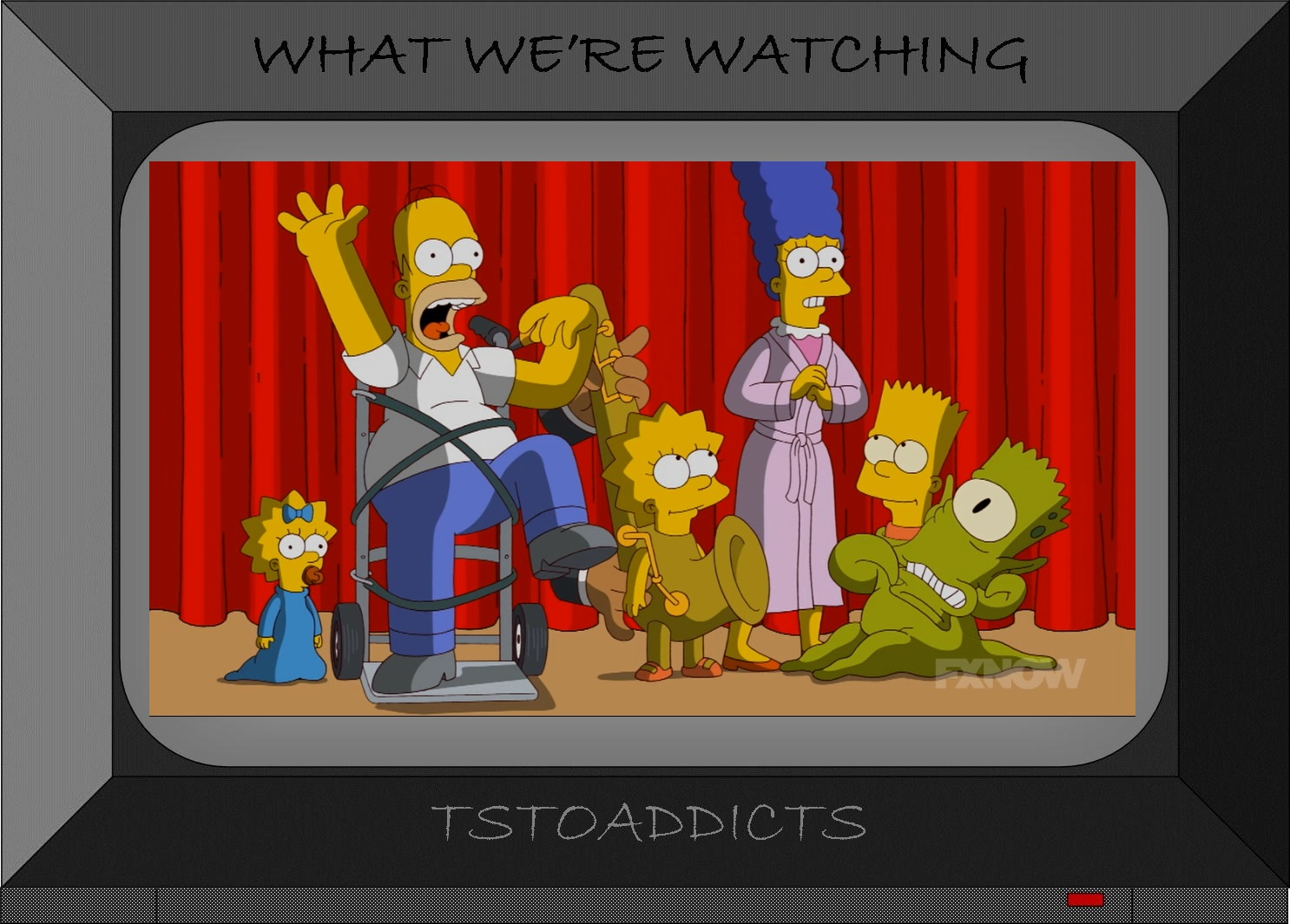 Where Did THAT Come From – Saxophone LisaThe Simpsons Tapped Out ...