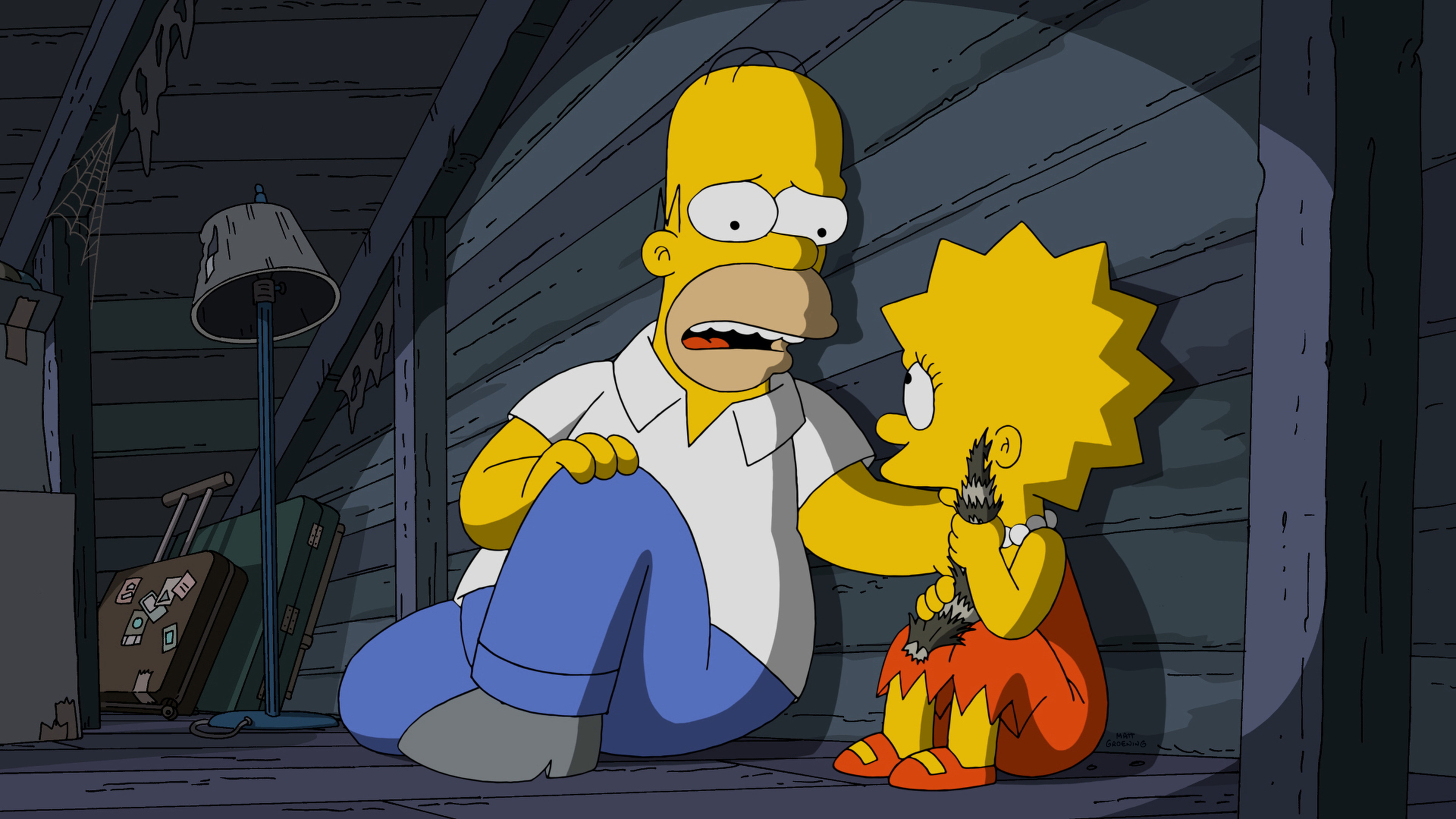 Episode Recap: Halloween of HorrorThe Simpsons Tapped Out ...