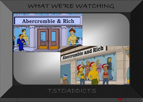 Abercrombie & Rich Simpsons
