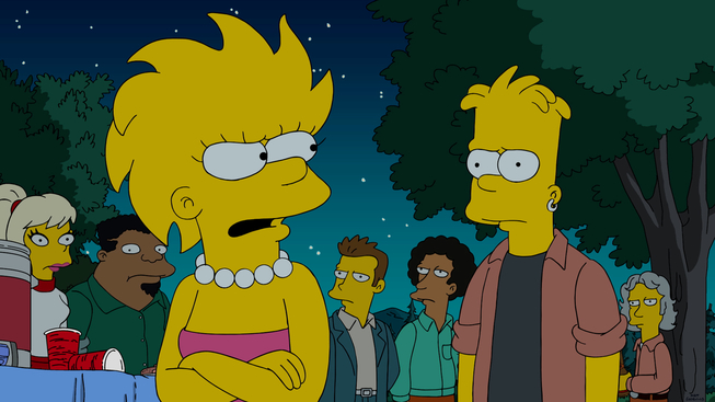 Bart dating