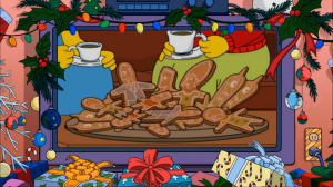 Gingerbread Simpsons 2