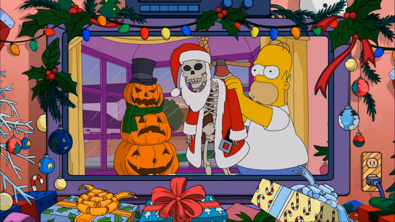 Simpsons Christmas Episodes.Where Are You Christmas The Simpsons Tapped Out Addictsall