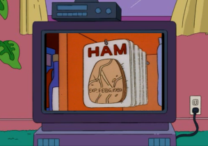 Kwik-E- Mart Corporate Expired Ham