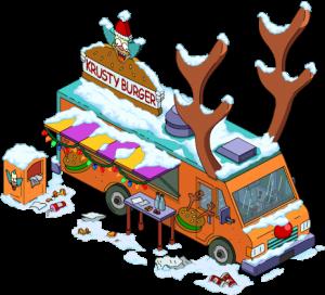 Reinder Burger Truck