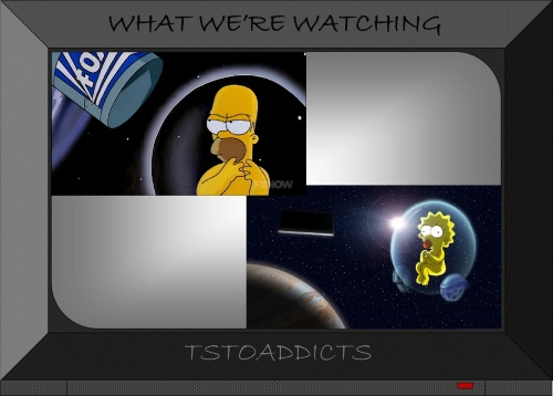 2001 A Space Odyssey TSTO Simpsons