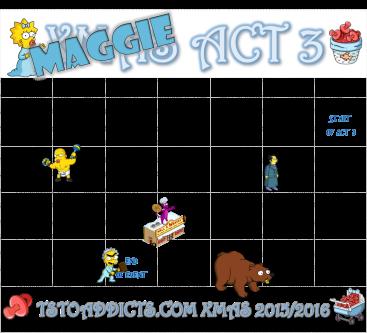 Act Three Calendar Xmas 2015