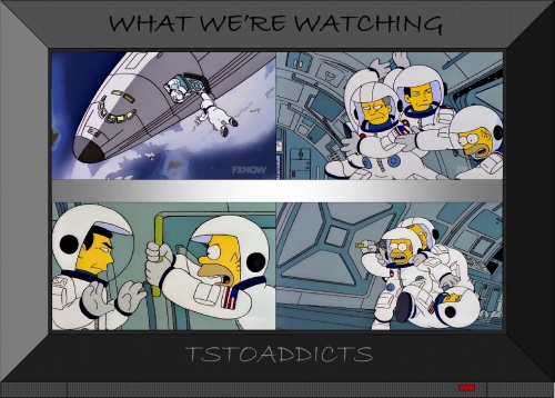 Deep Space Homer Inanimate Carbon Rod Simpsons 2