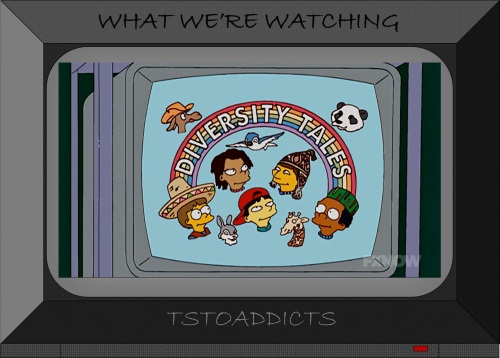 Diversity Tales Simpsons