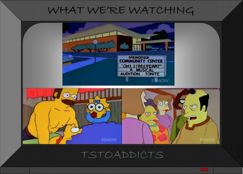 Oh Streetcar A Musical Llewelynn Sinclair Simpsons