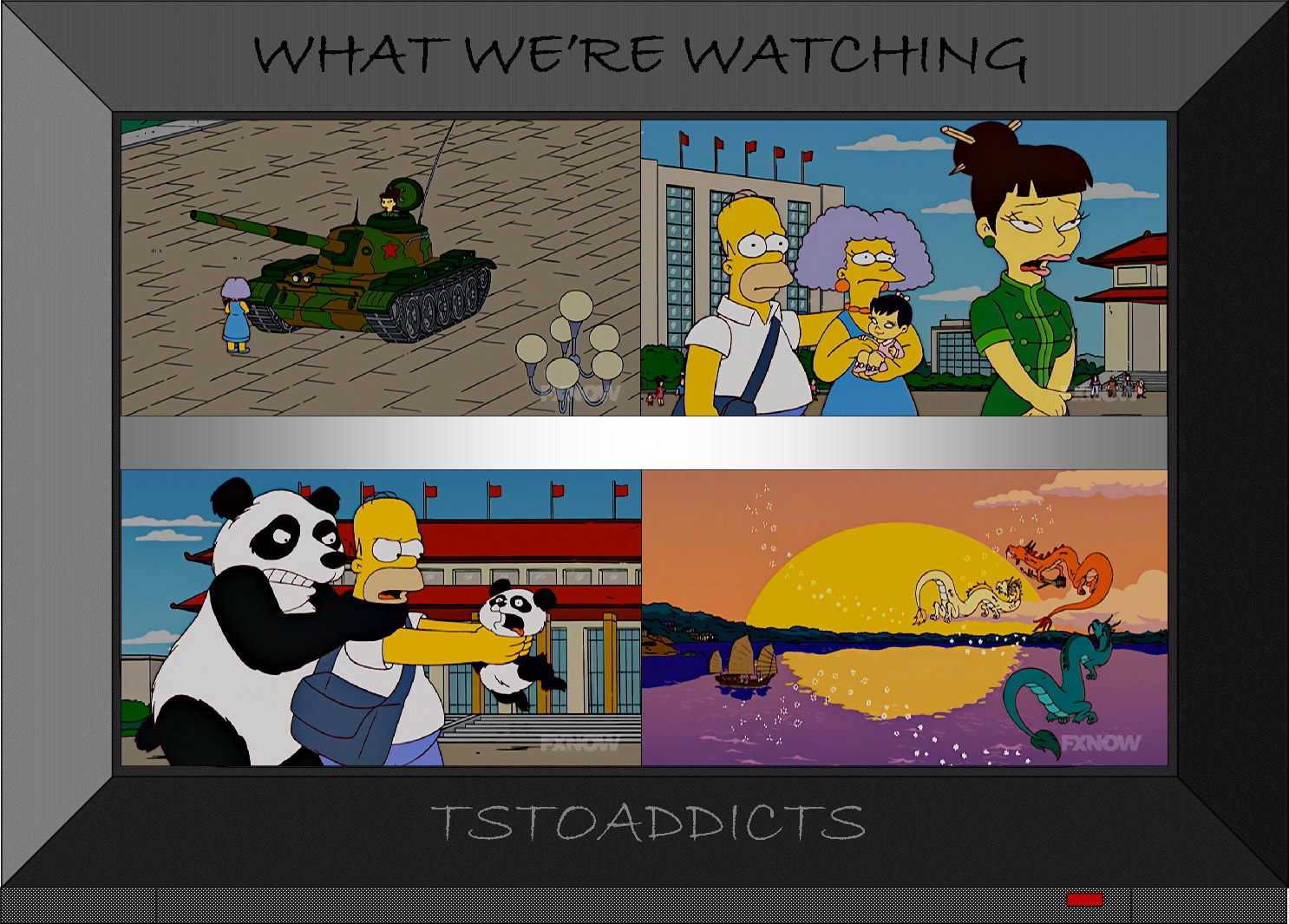 Where Did THAT Come From – Ling BouvierThe Simpsons Tapped Out AddictsAll Things The Simpsons