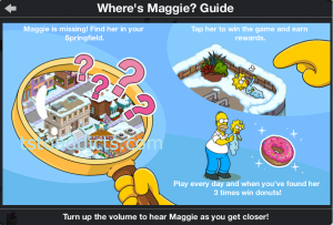 Where's Maggie Guide