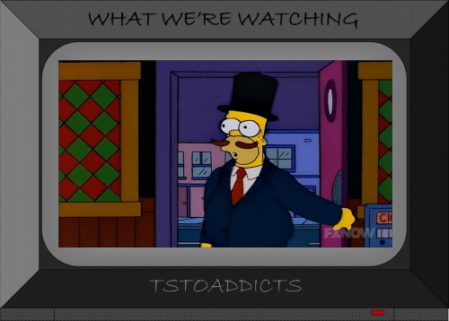 Guy Incognito Simpsons