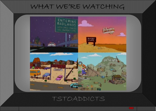 Desert Episodes The Simpsons