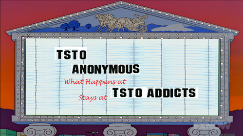 TSTO Anonymous Vegas Edition