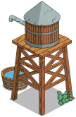 Frontier Water Tower Large