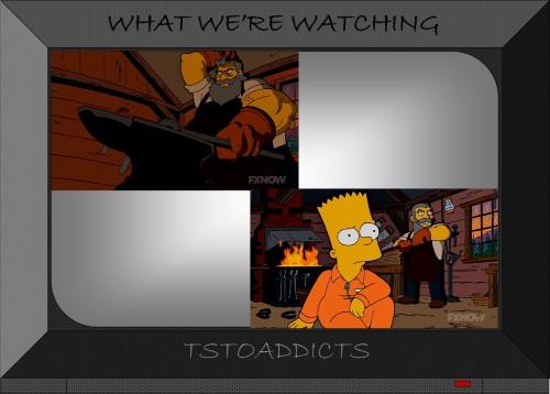 Blacksmith Simpsons 2