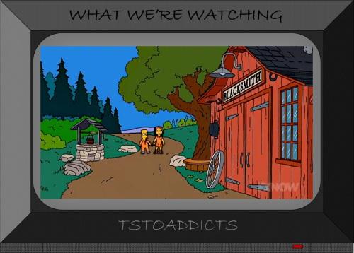 Blacksmith Simpsons