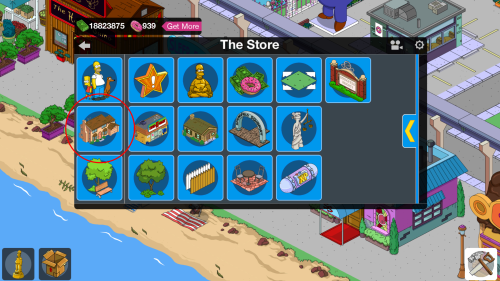 buildings store icon