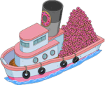 Donut_Boat