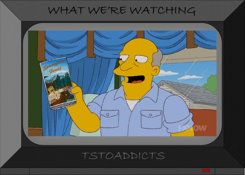 Springfield Forest Theodore Roosevelt Simpsons